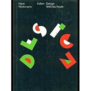 Italien: Design 1945 bis heute