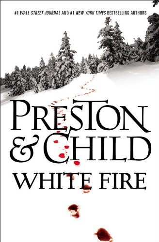Image of White Fire (Pendergast)