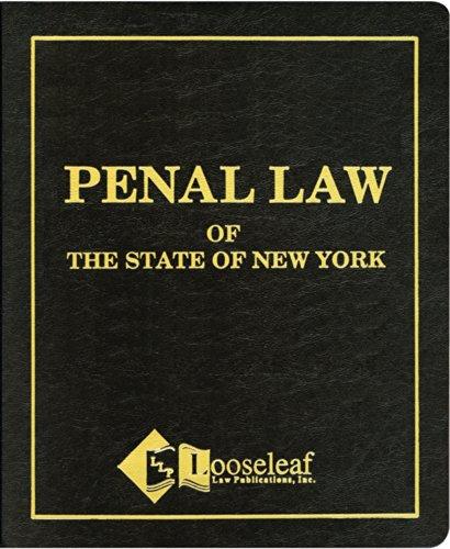 Penal Law  ``N.Y.S. Certified''
