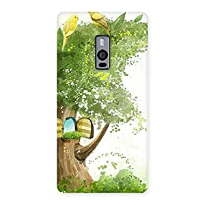 Birds on Tree Back Case Cover for OnePlus Two