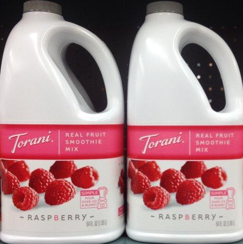 Torani® Real Fruit Smoothie Raspberry Mix front-777533