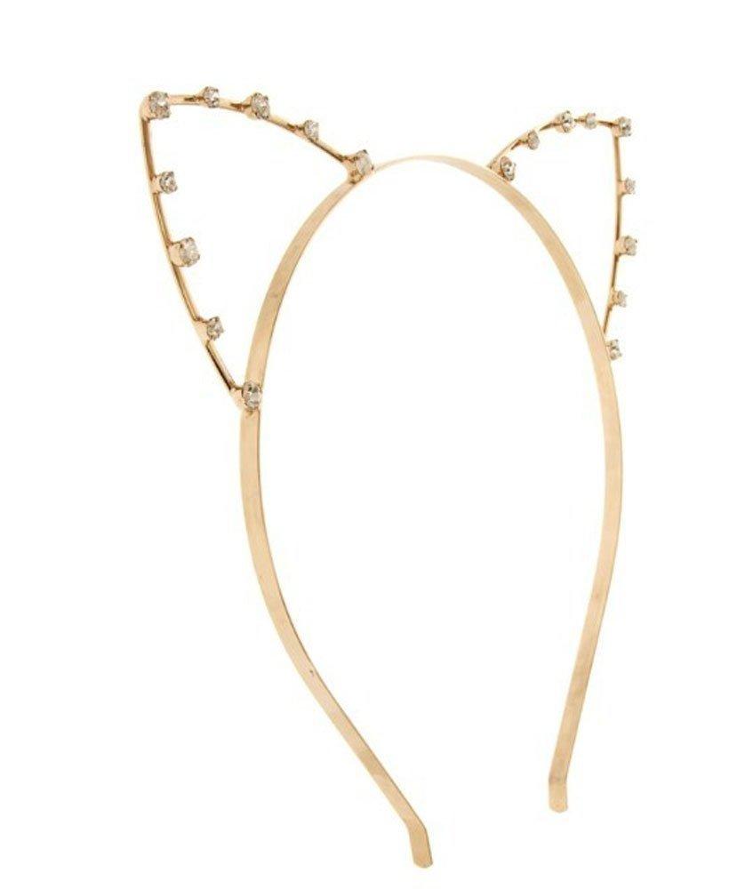 General Mega Golden Cat Ear Hairband Tiara каталог general ricambi
