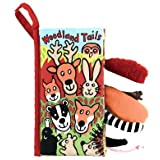"Plush Woodland Tails Book 8""by Jelly Cat"