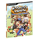 Harvest Moon Hero Of Leaf Valley Official Strategy Guideby Natsume