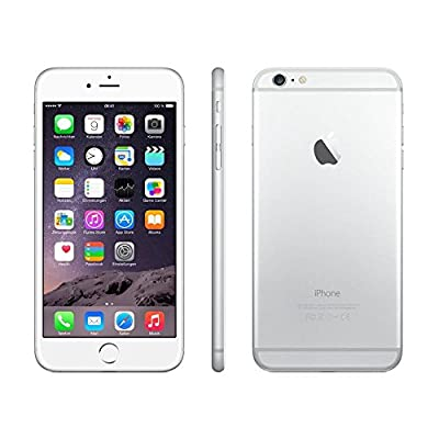 Apple iPhone 6 Smartphone (11,9 cm (4,7 Zoll) Retina HD Display, M8 Motion Coprozessor, 8-Megapixel iSight Kamera, 1080p, 128GB interner Speicher, Nano-SIM, iOS 8)