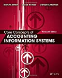 img - for Core Concepts of Accounting Information Systems book / textbook / text book