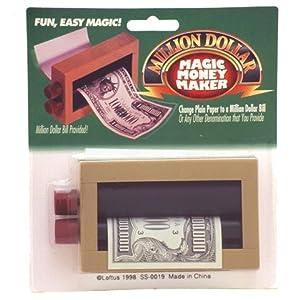 Empire Magic Million Dollar Money Maker Trick