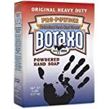 Dial 02203CT - Boraxo Powdered Original Hand Soap, Unscented Powder, 5lb Box