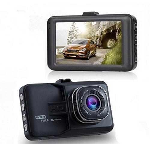 soled Car Dash AUTO Camera Car DVR Night Vision WDR Full HD 170°Wide Angle Dashboard Camera Motion Detection AUTO Recording (Car Camera Recorder Battery 1080 compare prices)
