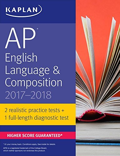AP English Language & Composition 2017-2018 (Kaplan Test Prep) (Advance Composition compare prices)