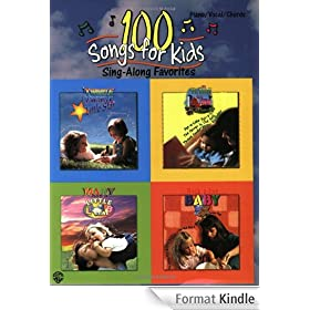 100 Songs for Kids: Sing-along Favorites