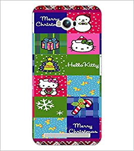PrintDhaba Cartoon D-4437 Back Case Cover for ASUS ZENFONE MAX ZC550KL (2016) (Multi-Coloured)