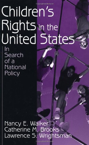 Children's Rights in the United States: In Search of a...