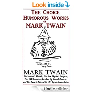 a look at the life and works of mark twain This was mark twain's seminal work on the river that gave birth to much of his most successful fiction  is a witty and whimsical look at the biblical creation .