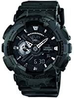 Casio Herren-Armbanduhr XL G-Shock Analog - Digital Quarz Resin GA-110CM-1AER