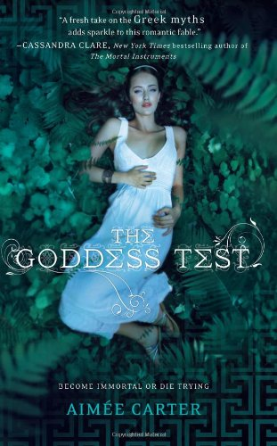 Cover of The Goddess Test (A Goddess Test Novel)