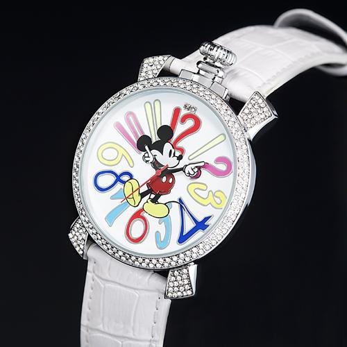 Disney World Limited Edition watch Mickey fantasy color white