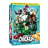 Robot Chicken - Series 1-3 - Complete [DVD]