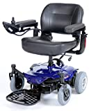 Activecare Cobalt Travel Power Wheelchair