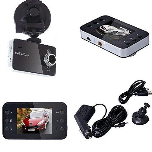 DVR CAMERA VIDEOCAMERA LCD PER AUTO REGISTRATORE VIDEO FULL HD 1080P TELECAMERA! 720 COMPLETA DI ACCESSORI card memori esclusa