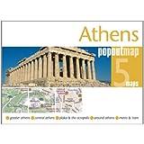 Athens PopOut Map (Popout Maps)