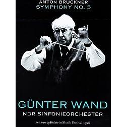 Bruckner: Symphony No. 5, Vol. 1