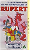 The All New Adventures Of Rupert: Rupert And The Knight [VHS]