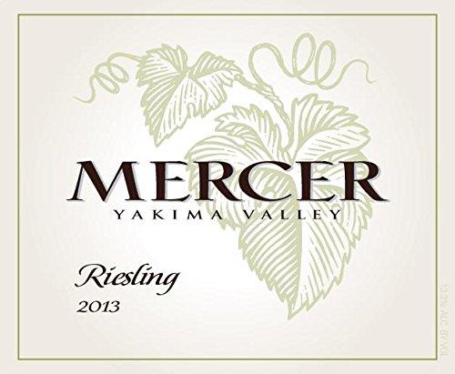 2013 Mercer Estates Yakima Valley Riesling 750 Ml