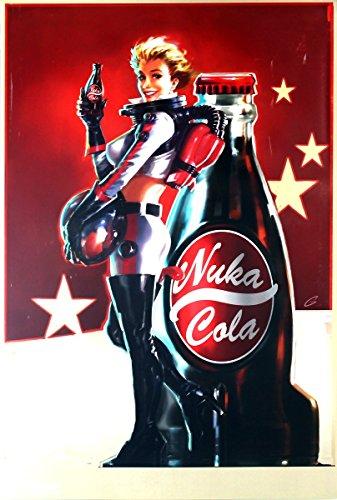 GB Eye, Fallout 4, Nuka Cola Advert, Maxi Poster, 61 x 91,5 cm