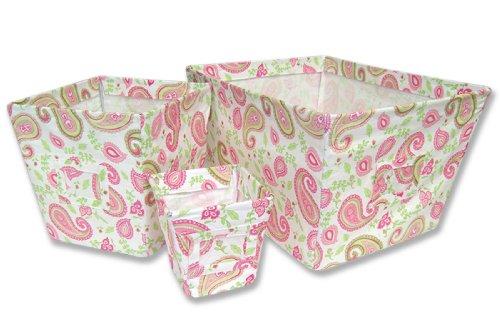 Paisley Crib Bedding Sets 7672 front