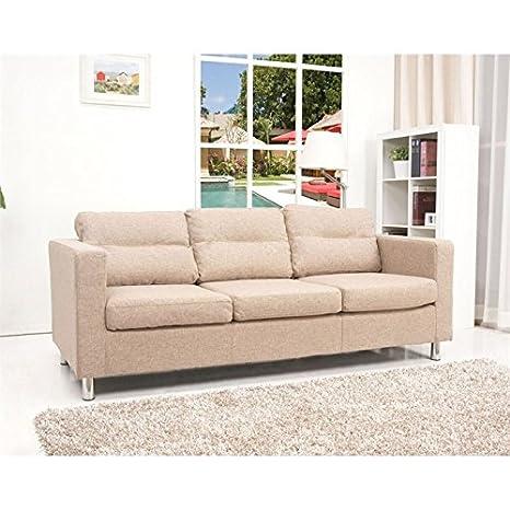 Gold Sparrow Detroit Sofa