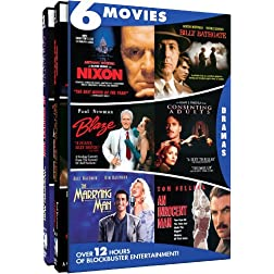 Blockbuster Dramas - 6 Movie Set