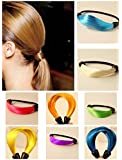 Stylish Faux Hair Band stretch Ponytail Elastic Rope Hair Accessories Braid Hair Holder