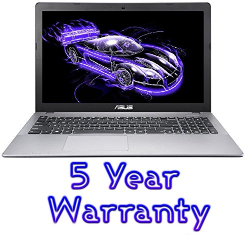 New 2015 asus x intel i7 turbo 6gb ram 750gb hdd usb 30hdmi inc 5 year warranty win 8 laptop