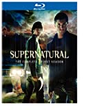 51Nvrey2F4L. SL160  Supernatural: The Complete First Season [Blu ray]