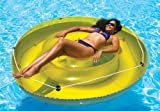 Island Sun Tan Lounger Pool Float Toy