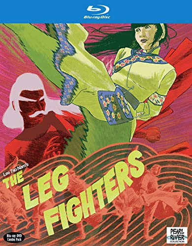 Blu-ray : Leg Fighters (2 Discos)