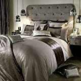 New Kylie Minogue Bedding - LORENTA Truffle Duvet Cover - Kingsize (SOLD BY THE LINENMOUSE)