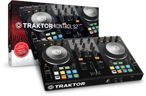 Best Review Of Native Instruments Traktor Kontrol S2 MK2 DJ Controller