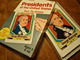 Presidents of the United States Fun-To-Know Portraits & Fact Filled Flash Cards