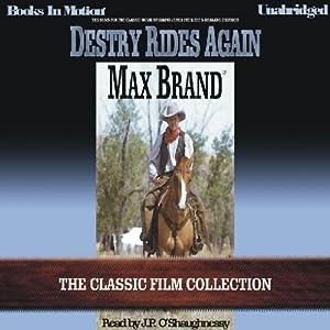Destry Rides Again | [Max Brand]
