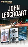 John Lescroart CD Collection: The First Law, The Second Chair, The Motive (Dismas Hardy Series)