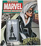 Various Classic Marvel Figurine Collection 20 Black Cat (Classic Marvel Figurine Collection)