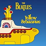 The Beatles Greeting / Birthday / Any Occasion Card: Yellow Submarine Songtrack Album 100% Genuine Licensed Product