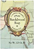 Caswell-Massey Sandalwood Hand Soap Set