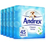 Product Image of Andrex Moist Refill Toilet Tissue 42 Sheets - Pack of 12