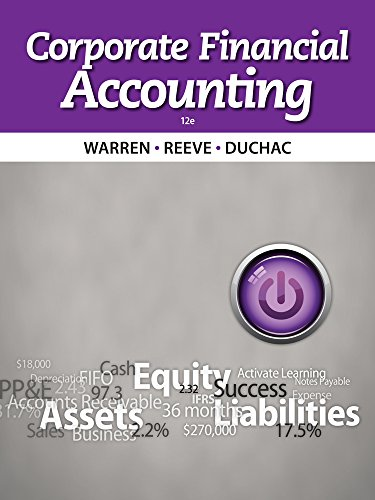 accounting and corporate finance Current, practical corporate finance cpe from experts who understand your challenges & opportunities whether a cfo, controller, treasurer, or accounting staff member, you'll find best.