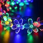 lederTEK Solar Fairy String Lights 21...