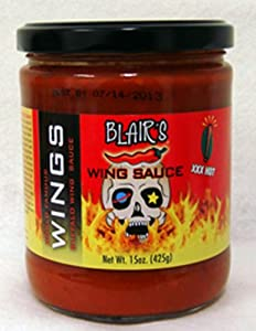 Blair's Wing Sauce XXX Hot by Yulo Toys Inc