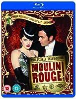 Moulin Rouge [Blu-ray] [2001]